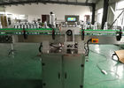 Electric Round Bottle Labeling Machine Self Adhesive Label Applicator